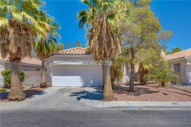 876 Prairie Grass, Las Vegas, NV 89123 (MLS #2026764) :: The Machat Group | Five Doors Real Estate