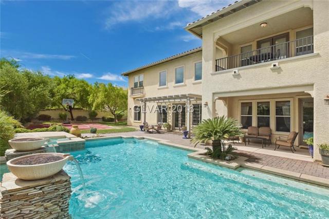1200 Saintsbury, Las Vegas, NV 89144 (MLS #2027004) :: The Machat Group | Five Doors Real Estate