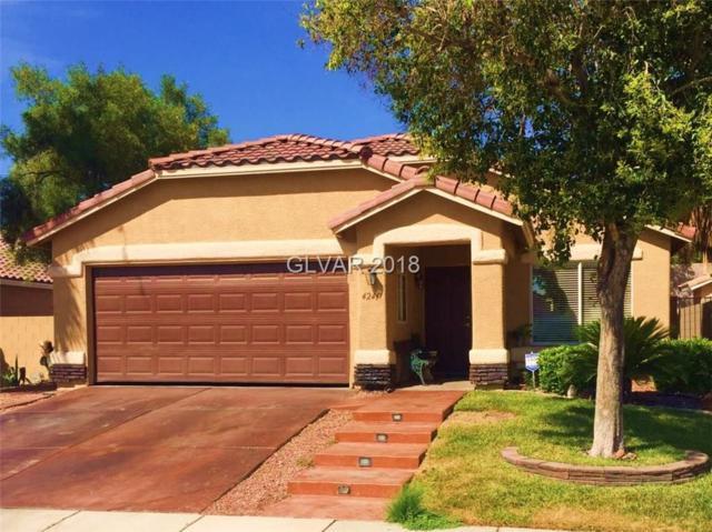 4241 Candlecreek, North Las Vegas, NV 89032 (MLS #2027149) :: Vestuto Realty Group