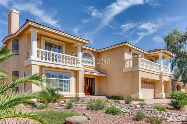 4542 Grey Spencer, Las Vegas, NV 89141 (MLS #2027215) :: The Snyder Group at Keller Williams Marketplace One