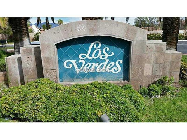 4809 Torrey Pines #201, Las Vegas, NV 89103 (MLS #2027235) :: The Snyder Group at Keller Williams Realty Las Vegas