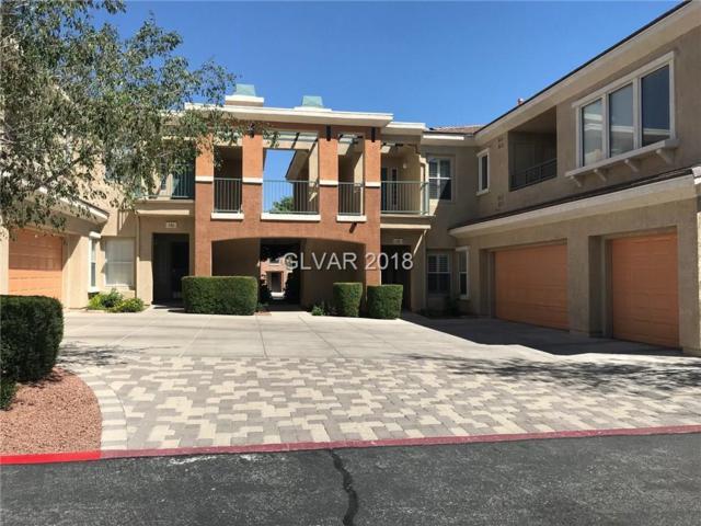 830 Cozette #203, Las Vegas, NV 89144 (MLS #2027285) :: Vestuto Realty Group