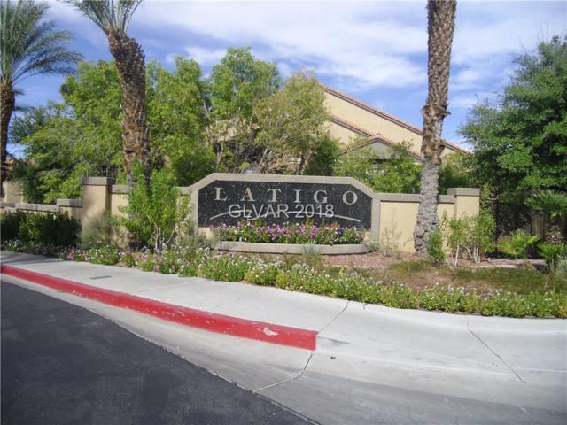 2300 Silverado Ranch #2156, Las Vegas, NV 89123 (MLS #2027377) :: The Snyder Group at Keller Williams Realty Las Vegas