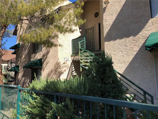 480 Elm #205, Las Vegas, NV 89169 (MLS #2027414) :: The Snyder Group at Keller Williams Realty Las Vegas