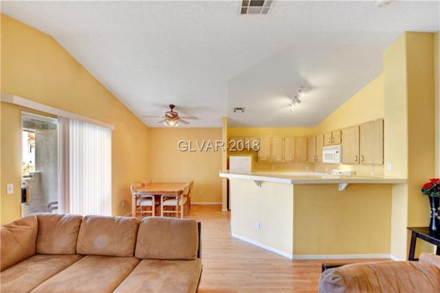 717 Wheat Ridge #204, Las Vegas, NV 89145 (MLS #2027829) :: The Snyder Group at Keller Williams Realty Las Vegas