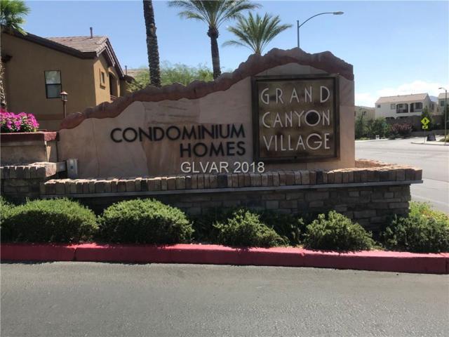 8250 Grand Canyon #2122, Las Vegas, NV 89166 (MLS #2027846) :: Vestuto Realty Group