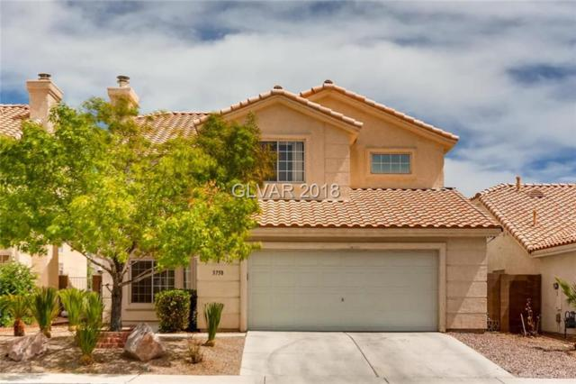 3758 Tranquil Canyon Ct, Las Vegas, NV 89147 (MLS #2027894) :: Vestuto Realty Group