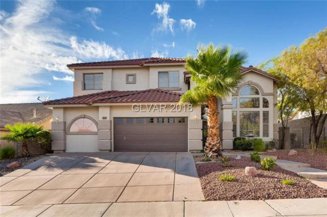 1327 Autumn Wind #0, Henderson, NV 89052 (MLS #2027941) :: Trish Nash Team