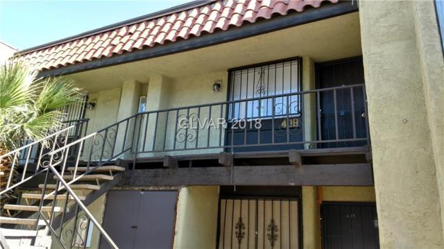 1405 Vegas Valley #408, Las Vegas, NV 89169 (MLS #2028055) :: Sennes Squier Realty Group