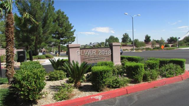 251 S Green Valley Parkway #2411, Henderson, NV 89052 (MLS #2028172) :: The Snyder Group at Keller Williams Realty Las Vegas