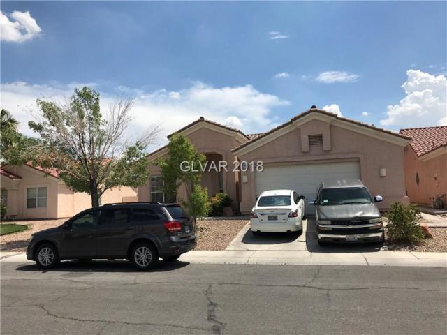 1715 Fall Pointe, North Las Vegas, NV 89032 (MLS #2028211) :: Vestuto Realty Group
