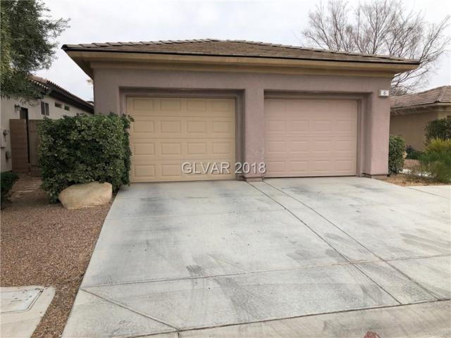 6 Haig Point, Henderson, NV 89052 (MLS #2028219) :: The Snyder Group at Keller Williams Marketplace One