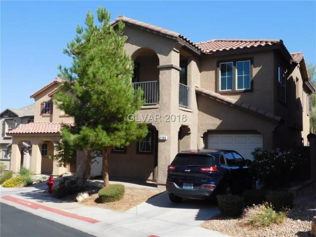 1164 Paradise Home, Henderson, NV 89002 (MLS #2028340) :: The Machat Group | Five Doors Real Estate