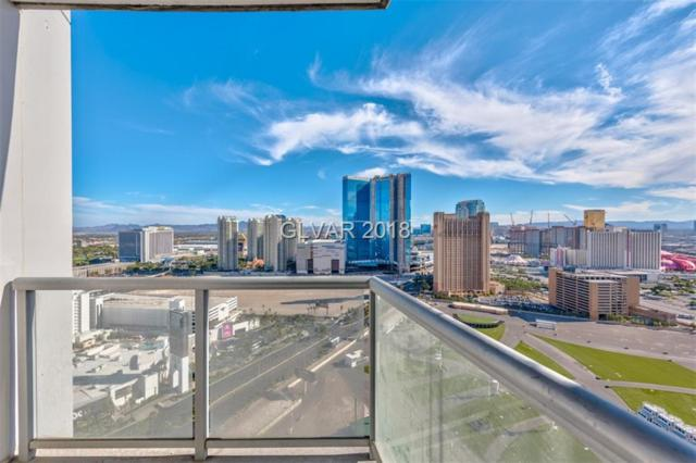 200 Sahara #3205, Las Vegas, NV 89102 (MLS #2028505) :: Vestuto Realty Group