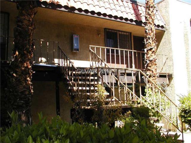 1405 Vegas Valley #272, Las Vegas, NV 89169 (MLS #2028556) :: Trish Nash Team