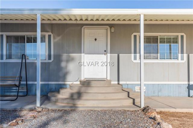 2861 N Rita, Pahrump, NV 89060 (MLS #2028597) :: Trish Nash Team