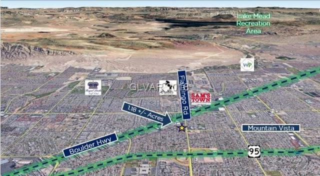 Flaming Flamingo, Las Vegas, NV 89121 (MLS #2028680) :: Trish Nash Team