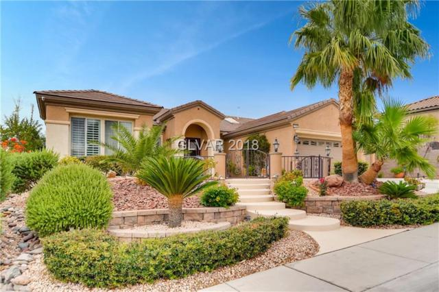 2784 Foxtail Creek, Henderson, NV 89052 (MLS #2028858) :: The Snyder Group at Keller Williams Realty Las Vegas
