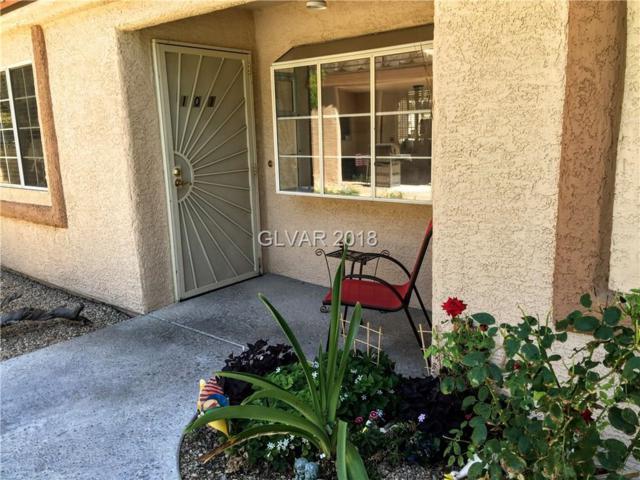 1612 Torrey Pines #101, Las Vegas, NV 89108 (MLS #2029023) :: Sennes Squier Realty Group
