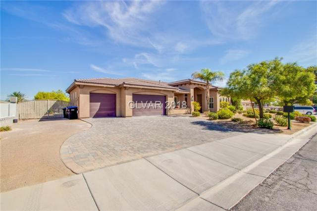 230 E Chaparral, Henderson, NV 89015 (MLS #2029130) :: The Machat Group | Five Doors Real Estate