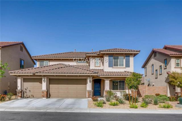 1077 Via Della Costrella, Henderson, NV 89011 (MLS #2029159) :: Trish Nash Team