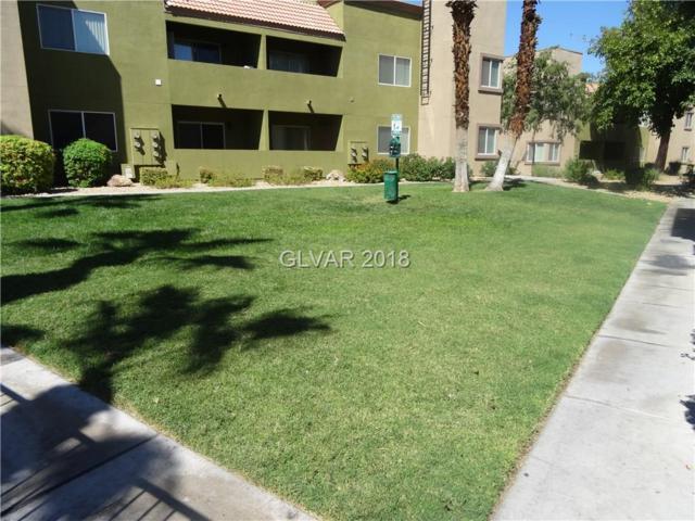 1844 Decatur #202, Las Vegas, NV 89108 (MLS #2029615) :: Sennes Squier Realty Group