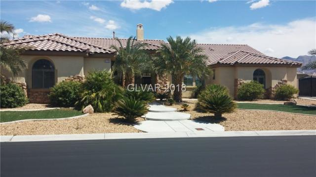 6120 Matisse Avenue, Las Vegas, NV 89131 (MLS #2029700) :: Custom Fit Real Estate Group