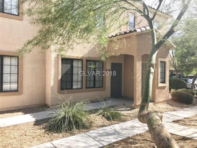 2121 Hussium Hills #104, Las Vegas, NV 89108 (MLS #2029748) :: Vestuto Realty Group