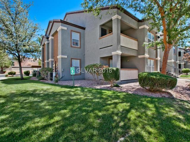 555 Silverado Ranch #2145, Las Vegas, NV 89183 (MLS #2029776) :: Sennes Squier Realty Group