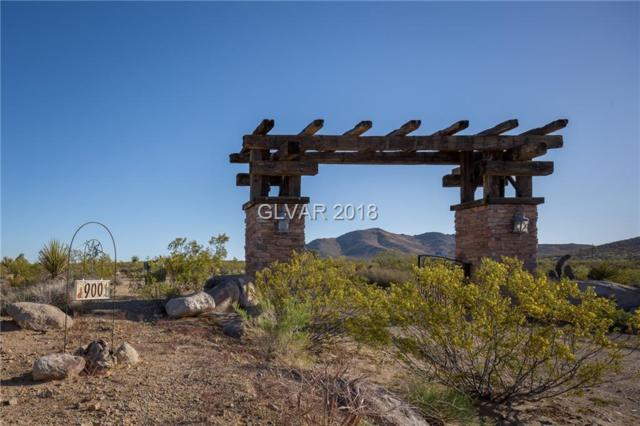 Rt 164 (Oro Flame Claim), Searchlight, NV 89046 (MLS #2029884) :: The Lindstrom Group