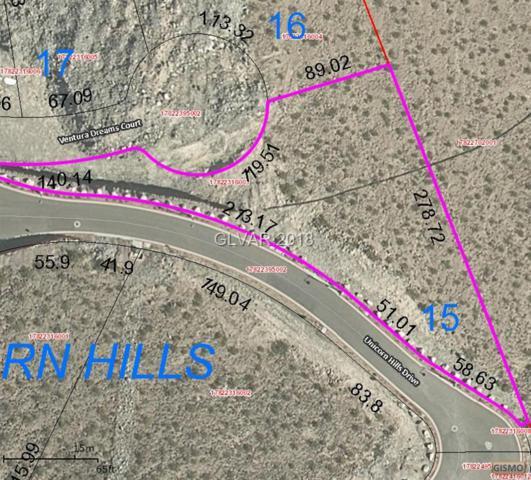 320 Unicorn Hills, Henderson, NV 89012 (MLS #2029914) :: The Snyder Group at Keller Williams Realty Las Vegas