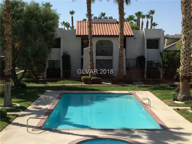5087 Eldora #1, Las Vegas, NV 89146 (MLS #2030007) :: Sennes Squier Realty Group