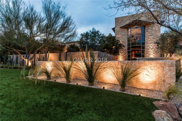 10 Promontory Ridge, Las Vegas, NV 89135 (MLS #2030100) :: The Snyder Group at Keller Williams Marketplace One