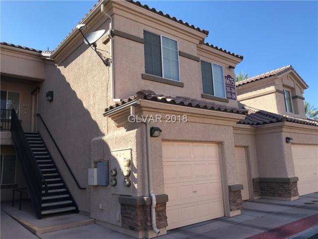 6675 Abruzzi #103, North Las Vegas, NV 89084 (MLS #2030433) :: Sennes Squier Realty Group