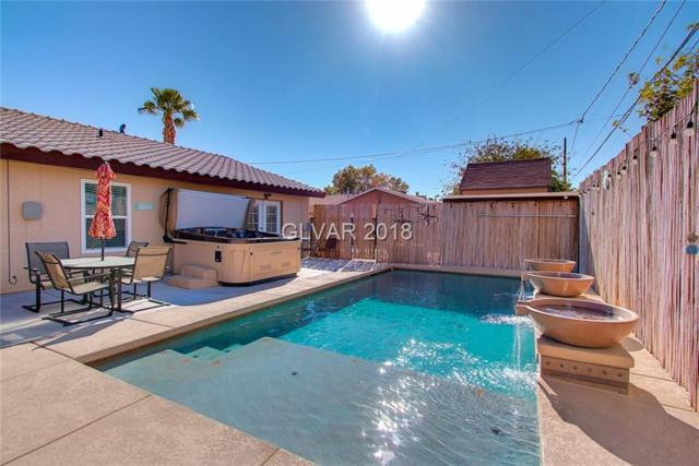 4528 New York, Las Vegas, NV 89104 (MLS #2030437) :: The Machat Group | Five Doors Real Estate