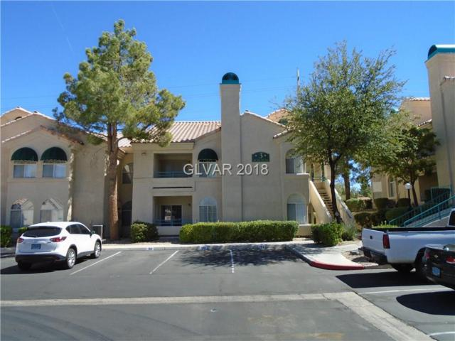 2251 Wigwam #323, Henderson, NV 89074 (MLS #2030545) :: The Snyder Group at Keller Williams Marketplace One