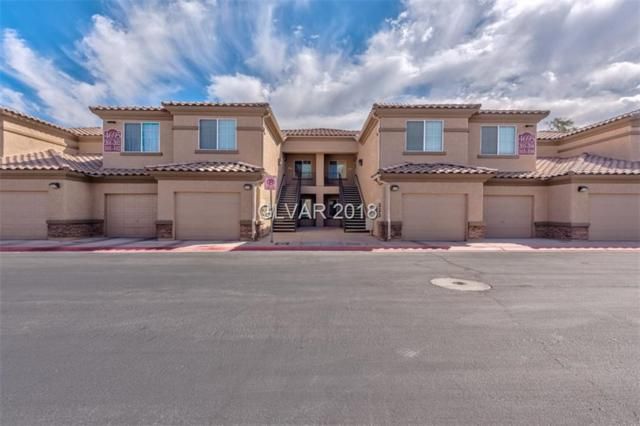 4695 Centisimo #102, North Las Vegas, NV 89084 (MLS #2030646) :: Vestuto Realty Group