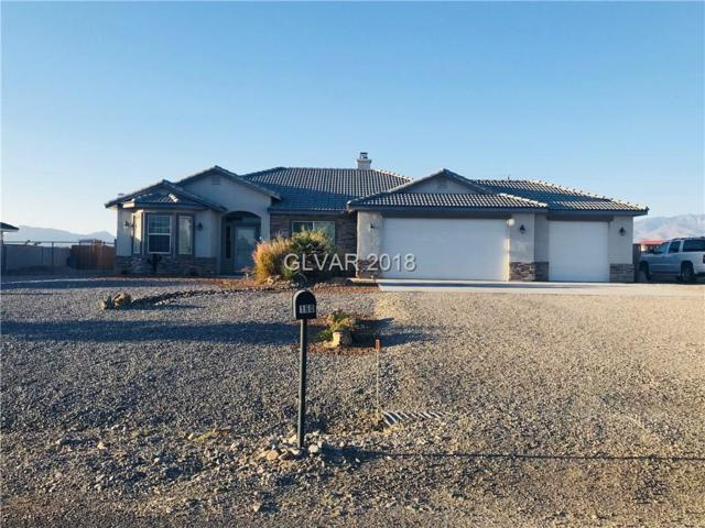 160 E Hickory, Pahrump, NV 89048 (MLS #2030716) :: Trish Nash Team