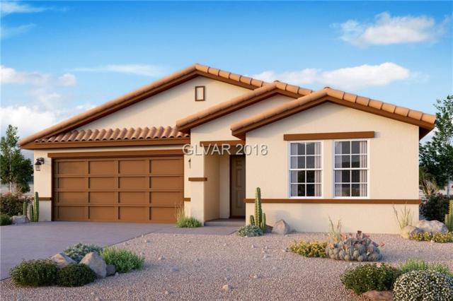 3686 E Marathon Lot 336, Pahrump, NV 89061 (MLS #2030719) :: The Machat Group   Five Doors Real Estate