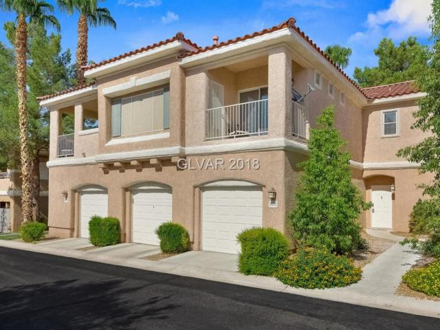 251 Green Valley #3812, Henderson, NV 89052 (MLS #2030892) :: The Snyder Group at Keller Williams Marketplace One