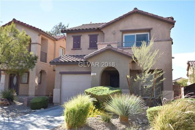 1141 Safari Creek, Henderson, NV 89002 (MLS #2031015) :: The Machat Group | Five Doors Real Estate