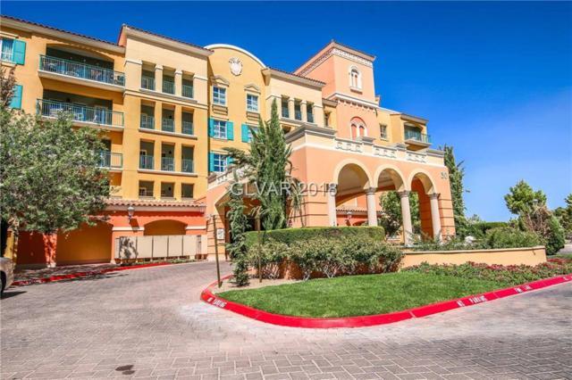 30 Strada Di Villaggio #141, Henderson, NV 89011 (MLS #2031037) :: The Snyder Group at Keller Williams Realty Las Vegas