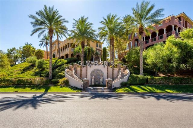 70 Luce Del Sole #3, Henderson, NV 89011 (MLS #2031055) :: Sennes Squier Realty Group