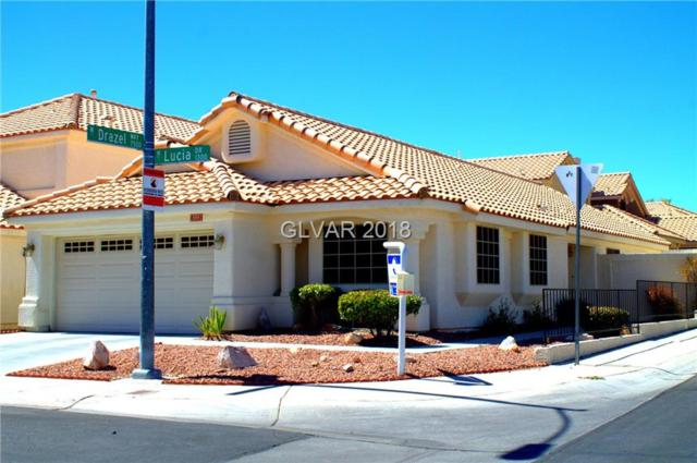 1333 Lucia, Las Vegas, NV 89128 (MLS #2031085) :: The Machat Group | Five Doors Real Estate