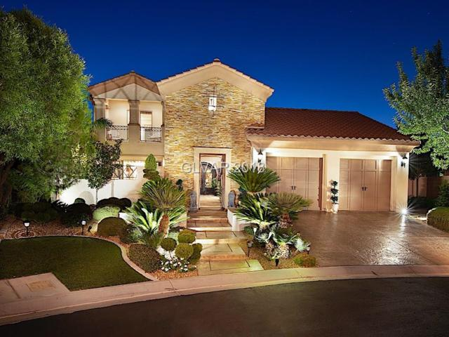 4086 San Franchesca, Las Vegas, NV 89141 (MLS #2031231) :: The Machat Group | Five Doors Real Estate