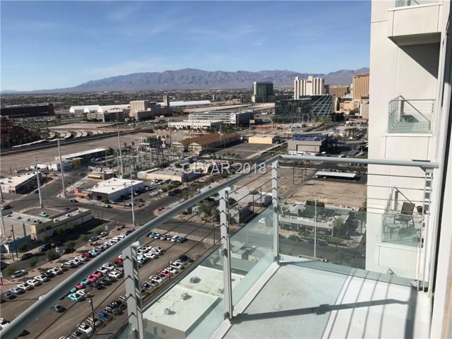 200 Hoover Ave #1203, Las Vegas, NV 89101 (MLS #2031247) :: The Snyder Group at Keller Williams Realty Las Vegas