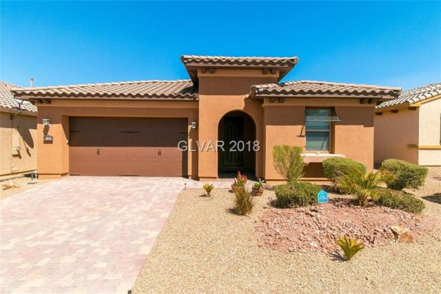 1042 Via Saint Andrea, Henderson, NV 89011 (MLS #2031265) :: Trish Nash Team