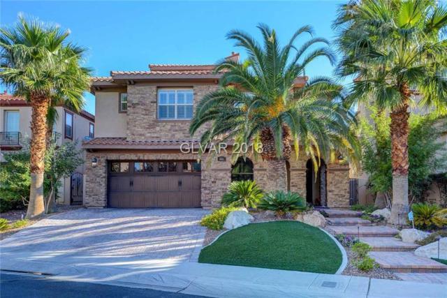212 Crooked Putter, Las Vegas, NV 89148 (MLS #2031295) :: Vestuto Realty Group