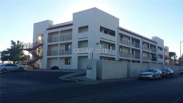 1381 University #312, Las Vegas, NV 89119 (MLS #2031600) :: Vestuto Realty Group