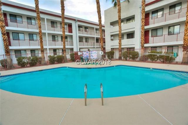 1381 University #304, Las Vegas, NV 89119 (MLS #2031611) :: Vestuto Realty Group
